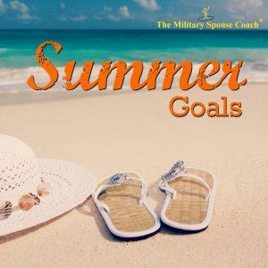 Summer Goals for Productivity