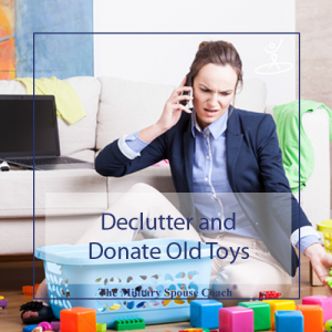 Declutter and Donate, Konmari book