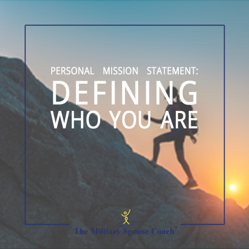 personal mission statement definition An organization's mission statement should clearly communicate what it is that they do many mission statements succumb to an overuse of words in general, but especially jargon good mission statements should be clear, concise, and useful some might also add inspiring to the list of.