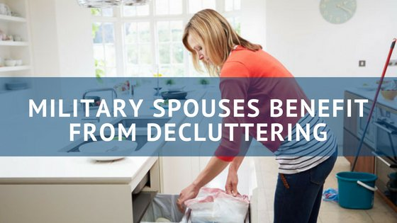 Military Spouses Benefit from Getting Organized at Home
