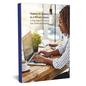 Planning for Success ebook cover mockup